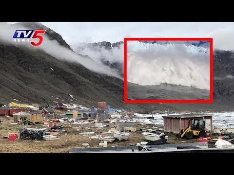 Earthquake and Tsunami Strikes Greenland Coast | TV5 News