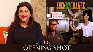 Zoya Akhtar | Luck By Chance | FC Opening Shot | Film Companion