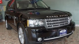 2011 Land Rover Ranger Rover Supercharged