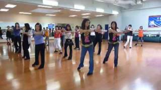 Nobody, But You! - Line Dance (Dance & Walk Through)