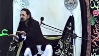 Topic: Bermuda Triangle & Imam Mahdi (afs) - Allama Zameer Akhtar Naqvi