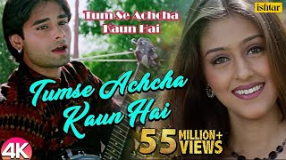Download lagu Chand Tare Phool - 4K Video | Tum Se Achcha Kaun Hai | Nakul Kapoor | 90's Best Romantic Songs