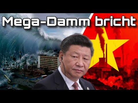 Chinas Mega-Damm bricht: Todesstoß für die Supermacht?