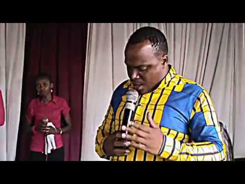 JESUS by Pastor Mambo of Capital Assembly Ministry  Mombasa