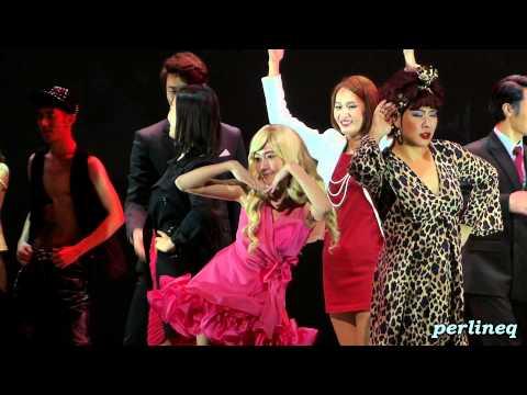 [HD Fancam] 130123 SNSD Jessica - Legally Blonde Curtain Call