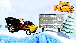 МАШИНКИ Prime Peaks 22 НОВАЯ ТАЧКА Прохождение игры про машинки VIDEO FOR KIDS cars gameplay