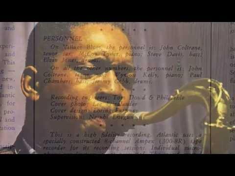 Coltrane Jazz (1961) full vinyl LP record album - side 1