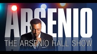 The Arsenio Hall Show Cancelled After One Season