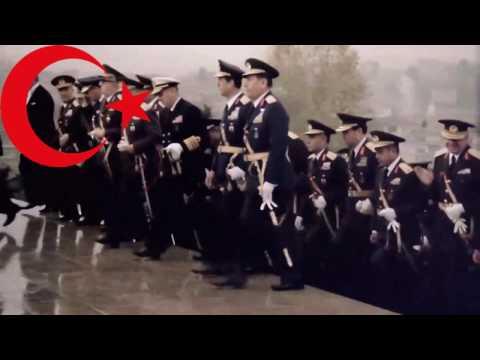Türkiye Cumhuriyeti 50. Yıl Marşı - Altyazılı - HD ( 1080p )