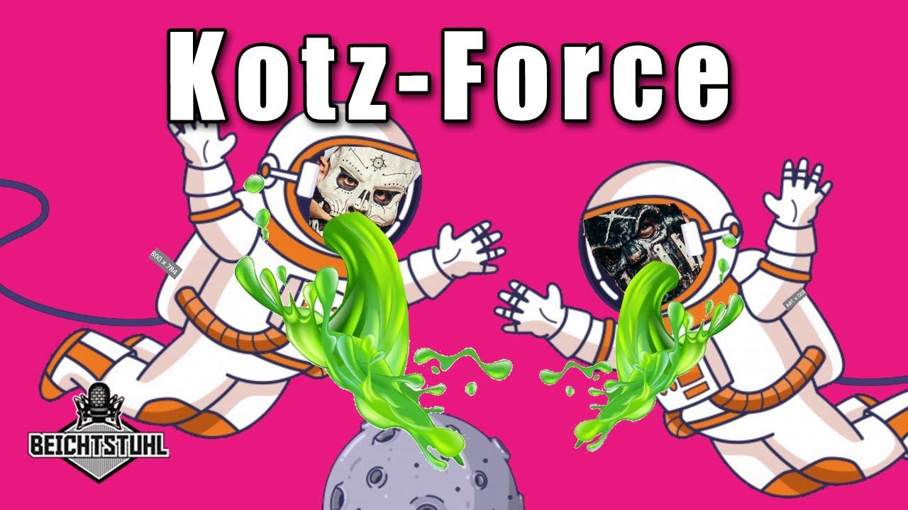 BEICHTSTUHL (Podcast mit SUED & OST)  - Kotz-Force - 23/21