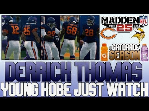 Madden 25 MUT | Ultimate Team Gameplay | Derrick Thomas aka Young KOBE!