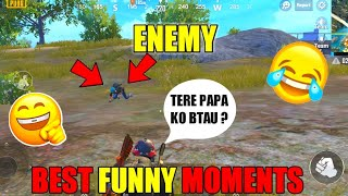 Gambar cover I Blackmail My Enemy At Pubg : Best Funny Moments PUBG
