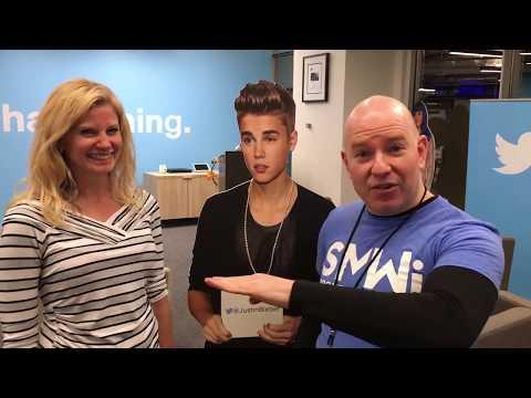 Twitter Canada's Head of Business Marketing | Social Media Week Toronto | Interview