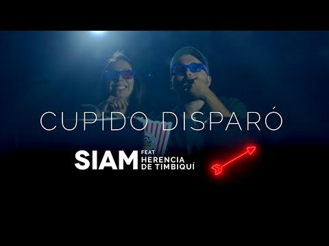 SIAM - Cupido disparó Ft Herencia de Timbiquí (Video Oficial)