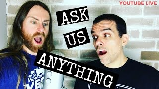 Ask Us Anything - LIVE from LA with Vince Lia