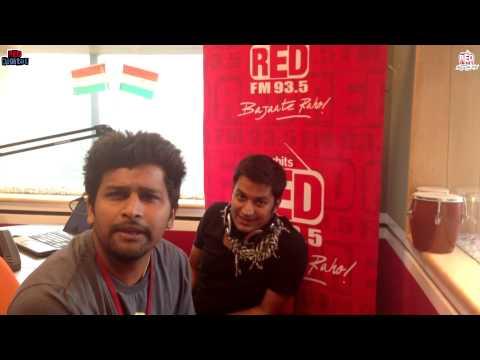#OneDay wish of RJ Panky & RJ Ashish from Red FM Delhi