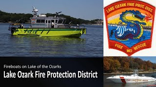 Chief Mark Amsinger Explains the Role of Water Boats at Lake of the Ozarks