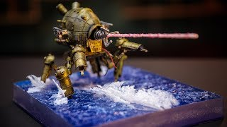 How to Make Diorama Water Effects!