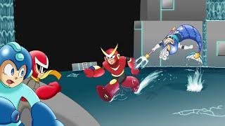 Mega Man 2.5D Beta 3.0 launch trailer