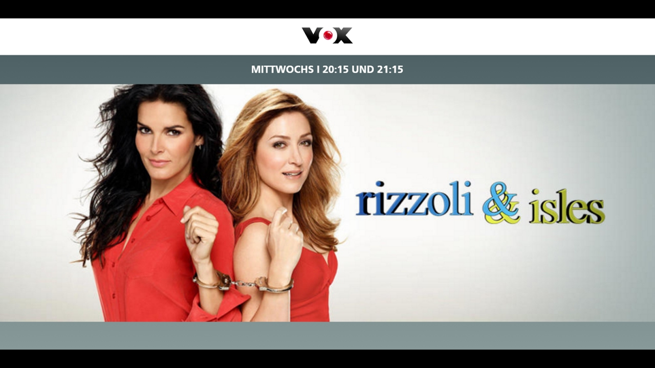 Rizzoli And Isles Ganze Folge