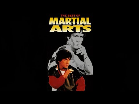 The Best Of Martial Arts Vhs