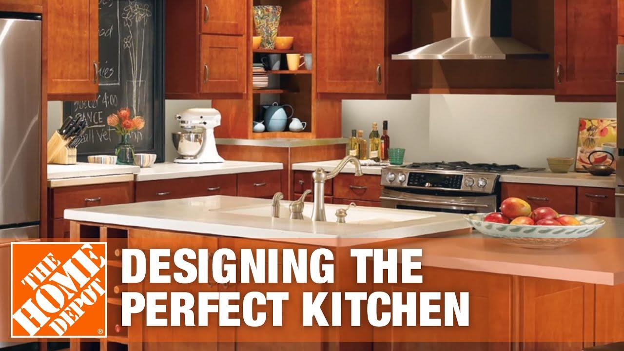 home depot kitchens kitchen aid appliances design tips designing the perfect youtube premium