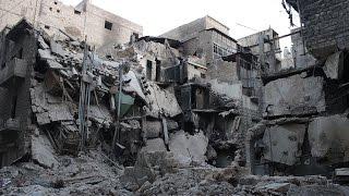 قتلى وجرح في تجدد للقصف على مدينة حلب وريفها