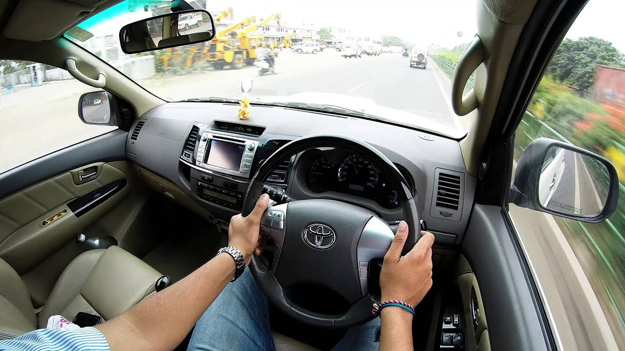 Interior Fortuner Toyota