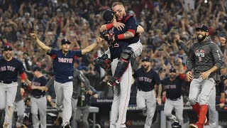 Red Sox 2018 Championship Season Highlights