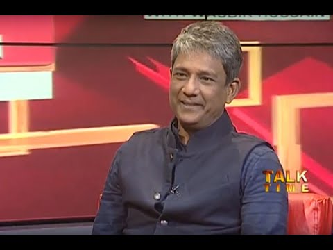 Talk Time with Wasbir Hussain: Adil Hussain  Part 1
