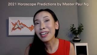 2021, Year of Metal OX, Zodiac Prediction, Feng Shui Master, Paul Ng,  Canada