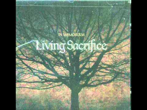 Living Sacrifice - Enthroned '98