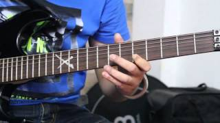 Highway Guitar - Windowpane Solo 2&3 - Opeth