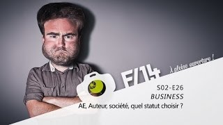 BUSINESS - Les statuts des photographes professionnels - S02E26 - F/1.4