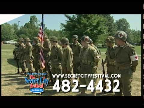 2011 Secret City Festival • Oak Ridge, TN