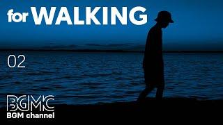 4 Hours Relaxing Guitar Music for WALKING: Meditation Music, Instrumental Music, Calming Music