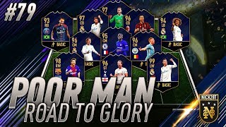 FULL TEAM OF THE YEAR PACK OPENING!!!! - Poor Man RTG #79 - FIFA 18 Ultimate Team TOTY