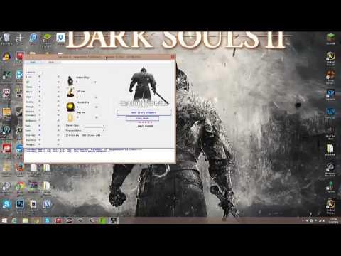 How to mod dark souls 2