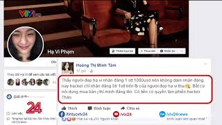 Khi người nổi tiếng bị tấn công trên MXH | VTV24