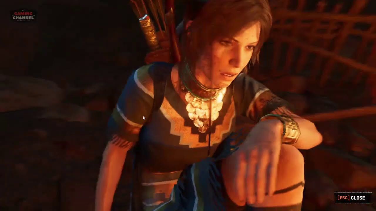 SHADOW OF THE TOMB RAIDER - Gameplay Walkthrough Part 8 1080p HD 60FPS PC картинки