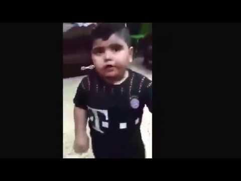 رقص طفل عراقي حسوني روعه ههههههه يجنن 2016 thumbnail