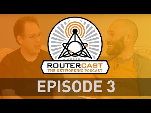 ROUTERCAST - Episode 3: Keith Bogart's Career Journey
