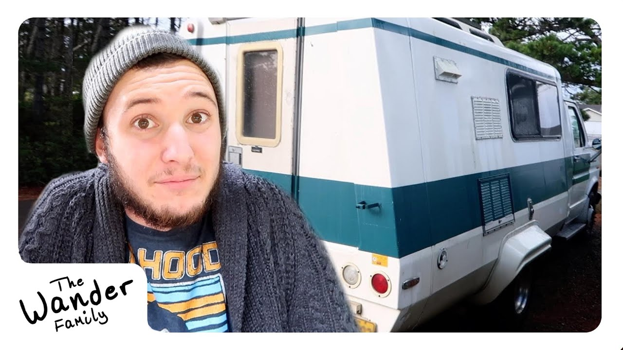 629dd10fb4 SELLING OUR VAN! 😔 What REALLY happened to the Wander Wagon!