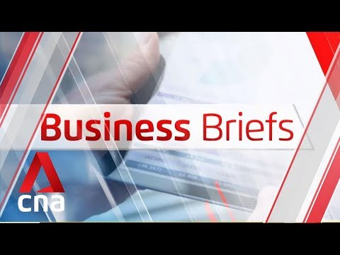 Singapore Tonight: Business news in brief Oct 30