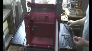 nueva herramienta para el taller sierra de mesa einhell