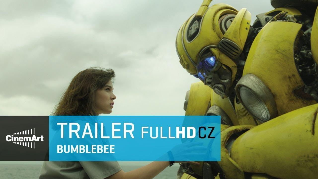 BUMBLEBEE (2018) oficiální HD trailer [CZ DABING]