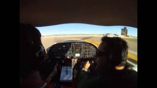 Landing without flap RWY31 LEDA