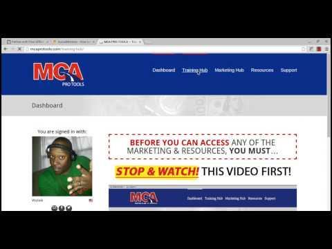 MCA Pro Tools Review 2015 Step 1 $1000 Weeks