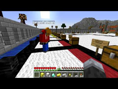 Lets Play Minecraft: Monopoly Part 3