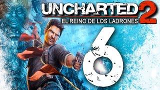 Uncharted 2: El reino de los ladrones | Capítulo 6 | Un tren que coger